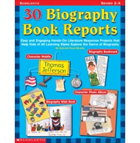 Fresh Ideas for Creative Book Reports Education World