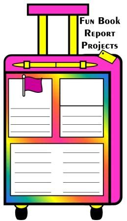 Book Report Template College Level Sample Review Forest